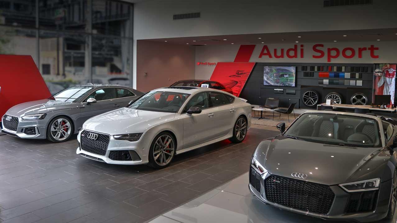 Audi Sport Audi Center Patria Guadalajara.
