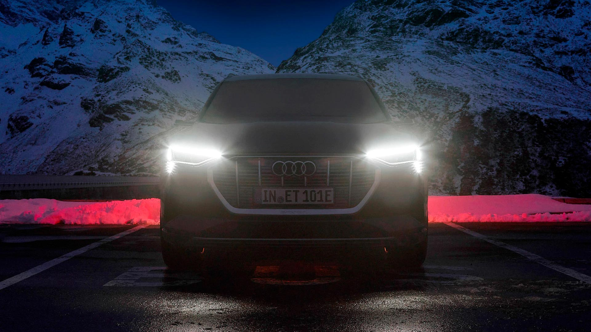 Audi Audi E-tron