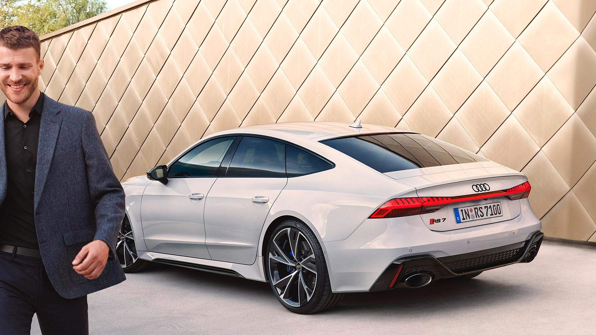 Audi RS A7